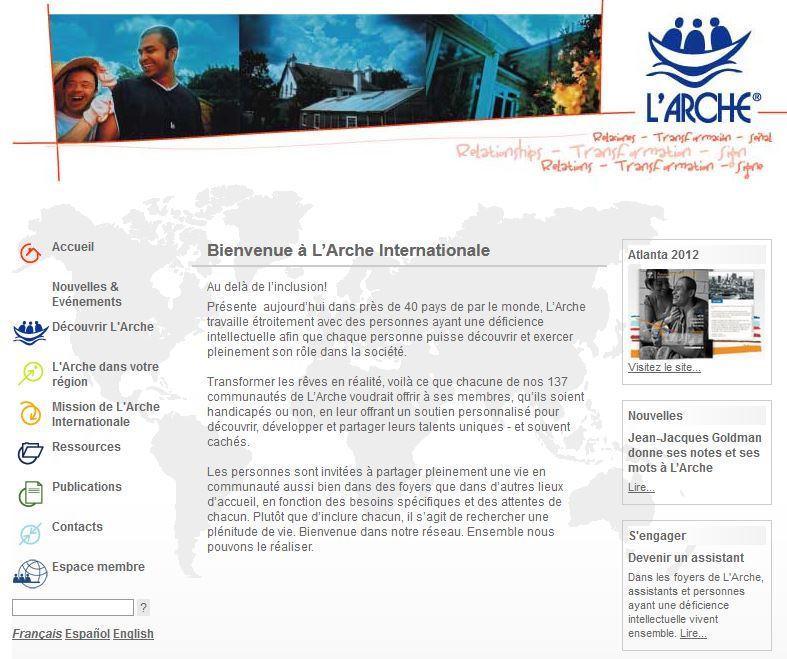 Link Arche International
