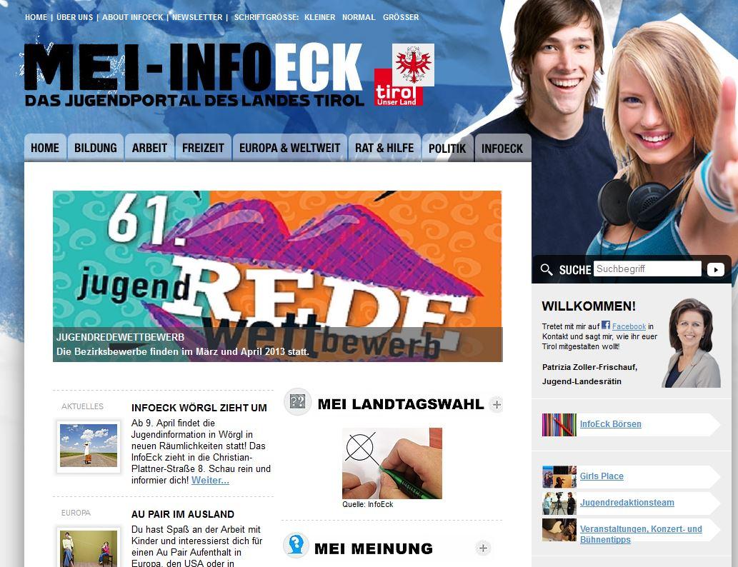 Link Mei Infoeck