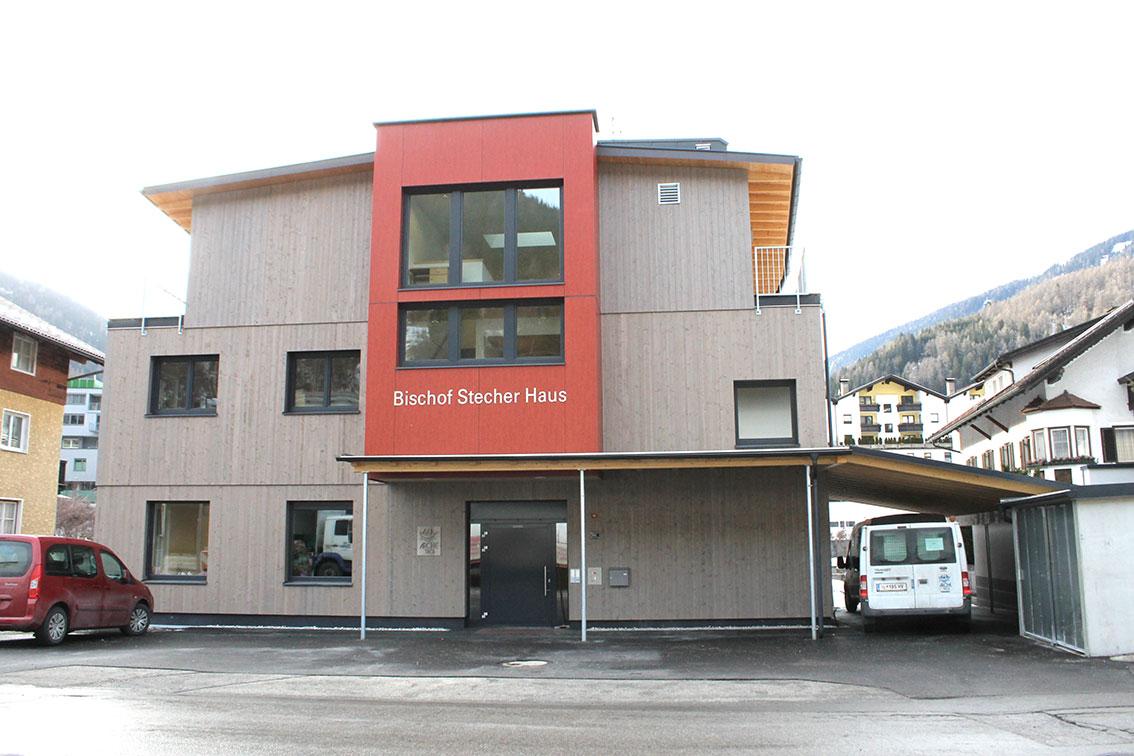 Bischof Stecher Haus in Steinach