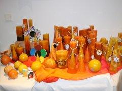 Kerzen aus unserer Werkstatt