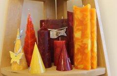 Kerzen aus der Werkstatt